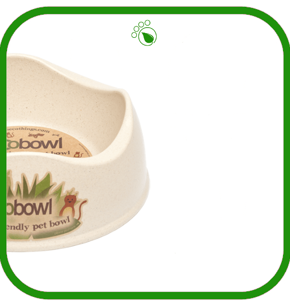 BecoBowl Eco-Friendly Pet Bowl
