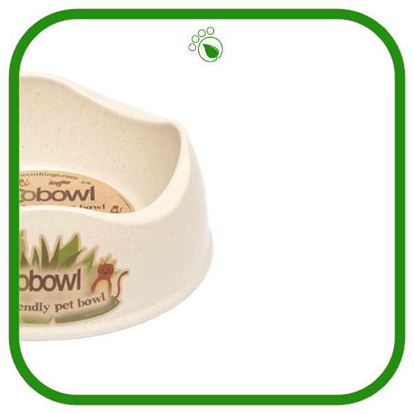 BecoBowl Eco-Friendly Pet Bowl
