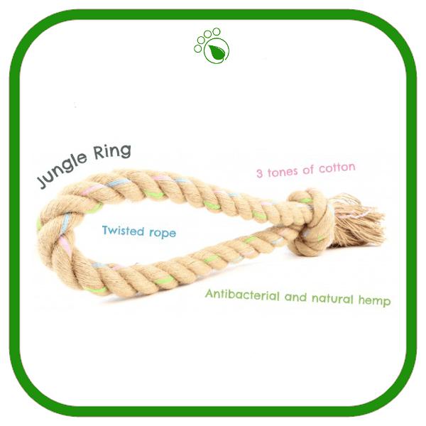 BecoRope Jungle Ring