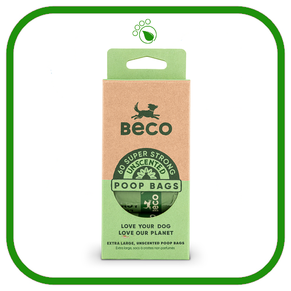 Beco Bags Eco-Friendly Dog Poo Bags