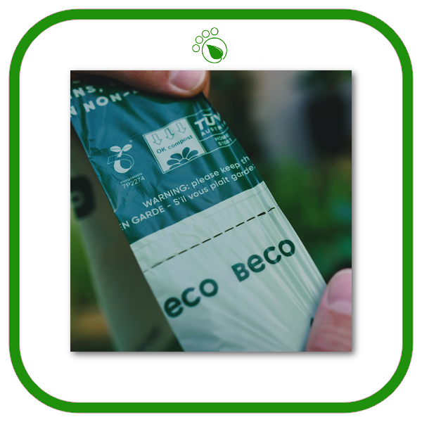 Beco Bags Eco-Friendly Compostable Dog Poo Bags