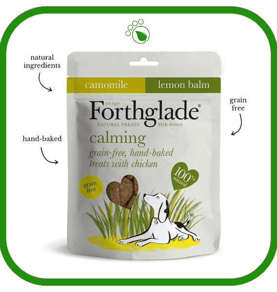 Forthglade Natural Calming Treats