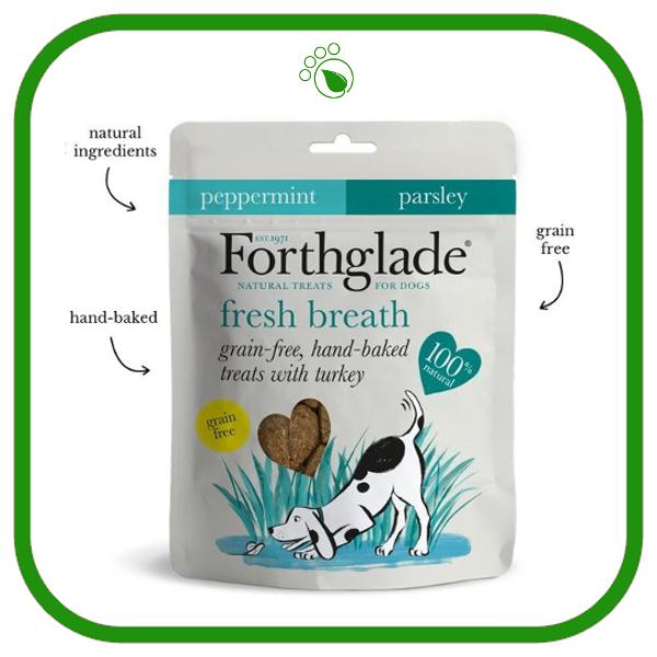 Forthglade Natural Fresh Breath Treats