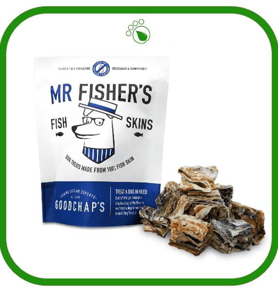 Goodchap's Mr Fisher's fish skins
